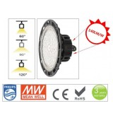 High Efficiency Led UFO High Bay Light high CRI UL Driver Utral Bright